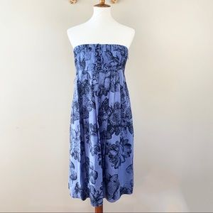 [Moulinette Soeurs] Anthropologie Strapless Dress